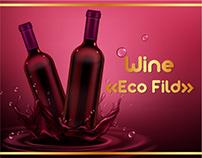 """""""Eco Fild"""" wine"""