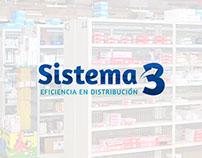 Sistema 3 - Logo