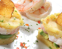 Food Styling Causa Limeña