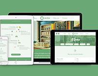GeoTea   Webdesign