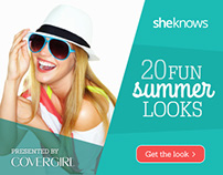 SheKnows | Banner Ad
