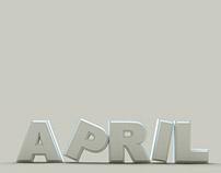 April '15