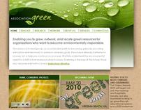 Association Green Website