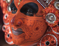 Theyyam : The World Upside Down