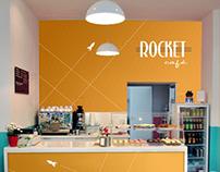 Rocket cafè  (Concept)