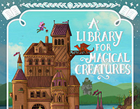 A Library for Magical Creatures