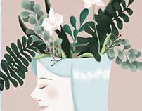 2016 Illustration Diary