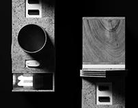 Desk Storage Unit