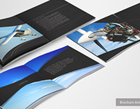 AVIA ( Brochure and Identity)
