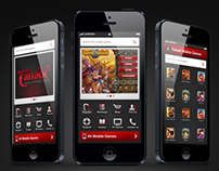 Tahadi Games Mobile App