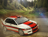 Rally Croatia microsite