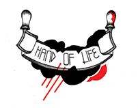 Hand of Life - Ten Ten Art Expo