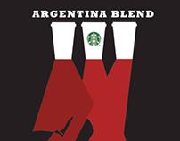 Mock Starbucks Ad - Argentina Blend