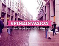 #PINK INVASION