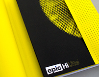 Creating an innovative print brand - Epic