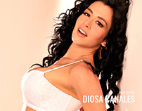 Diosa Canales Oficial (Website Proposal)