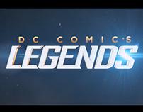 DC COMIC LEGENDS game