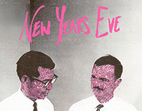 Waterfront: New Year's Eve Poster