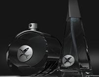Design para embalagens de perfumes Hering