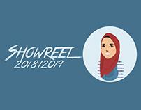 showreel 2018/2019