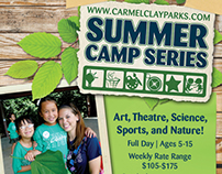 Branding | Carmel Clay Parks and Recreation