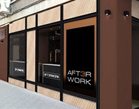 Layout pub-café-afterwork