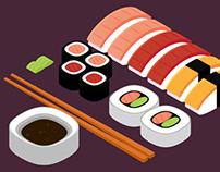 Food Vector Illustrations