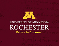 UofM Rochester Campaign