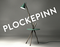 PLOCKEPINN Table Lamp