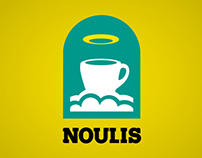 Noulis Coffee & Snack, corporate identity