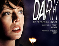 Wait Until Dark - Theater Poster