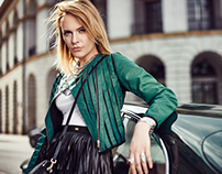 "Street Fashion ""Green"""