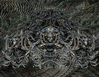 'Reptilian Machine Humanoids'
