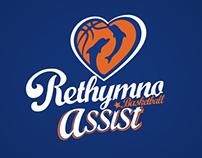 Rethymno BC Assist, visual identity