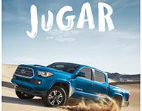 2016 Toyota Tacoma : Sal A Jugar
