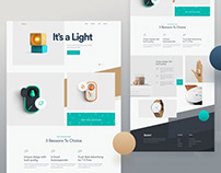 Website Designs 2018-19