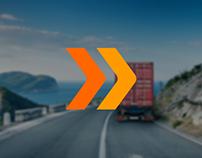 PND Express –Logo & Landing Page