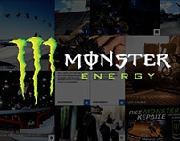 Monster Energy 2016