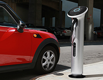 Car Charging Station # GE