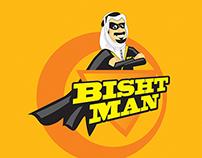 BishtMAN Character