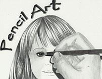 Pencil Art - Portrait drawing