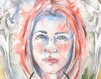 watercolors & oils 1