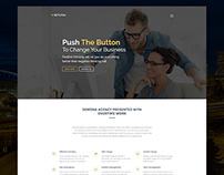 Agency Semona - Joomla Template