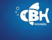 Projeto de logo CBH Paranaíba