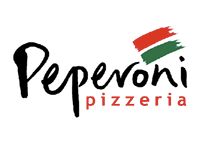 Peperoni Pizzeria Delivery Flyer