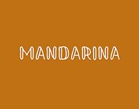 Mandarina font