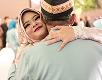 Wedding of Vicky & Atikah