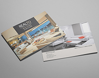 Realto - A5 Real Estate Catalog Brochure