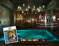 AD Architectural Digest - Editorial
