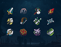 World of Warcraft Class Icons